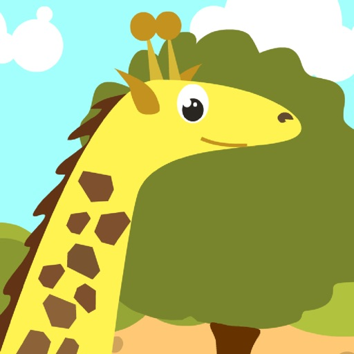 Animals for Toddlers Zoo iOS App