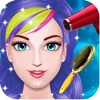 Princess Hair Salon - Beauty Makeover Hairstyles Girls Games princess