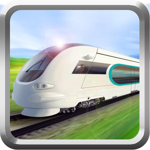 Real Europe Cross Train Simulator iOS App