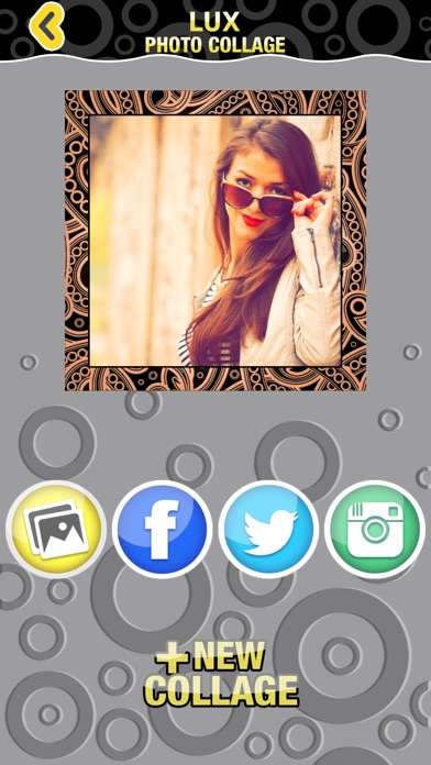 download Lux Photo Collage Editor: Luxurious Picture Frames & Grid Maker for Collages apps 4