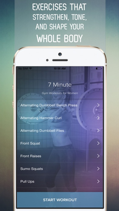 download 7 Minute Gym Workouts for Women apps 4