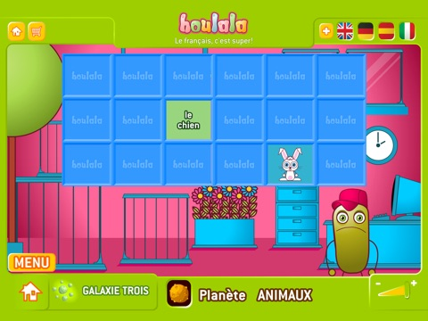 Houlala French screenshot 2