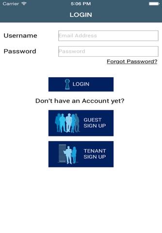 CST eApp screenshot 2