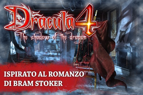 Dracula 4: The Shadow Of The Dragon - HD screenshot 1