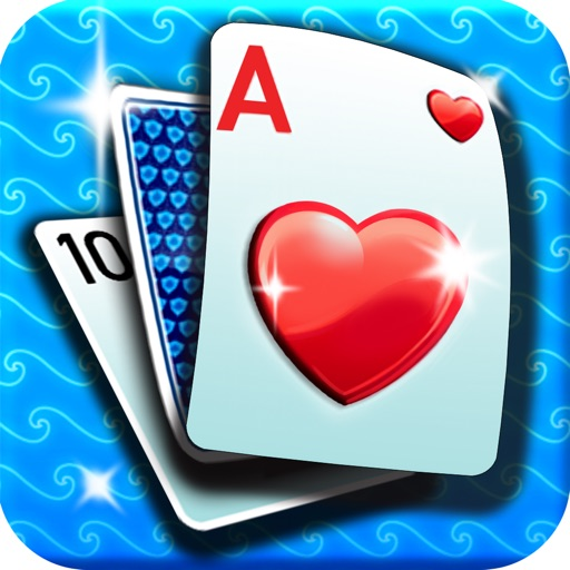 2015 Klondike Rules Solitaire 3 – spades plus hearts classic