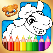 123 Kids Fun Coloring Book - Educational Draw and Color Game for Preschool Kids and Toddlers