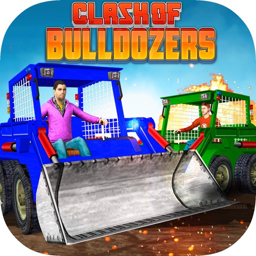 Clash Of Bulldozers iOS App