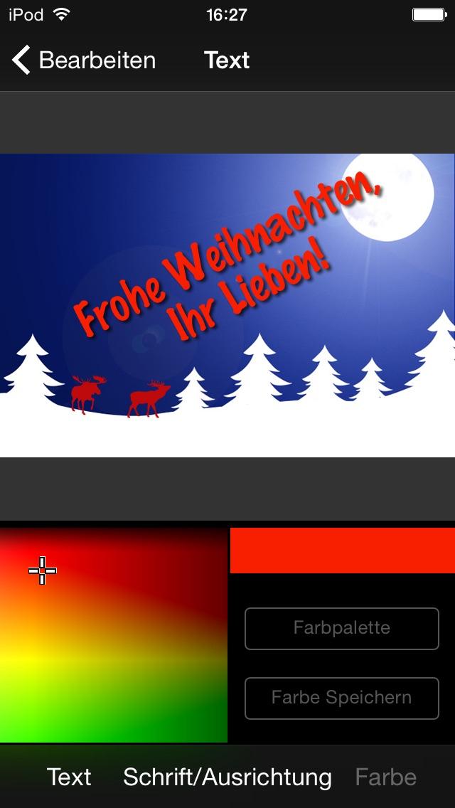 Großzügig Hp Weihnachtskartenvorlagen Galerie ...
