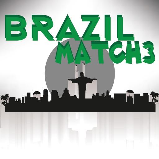 Brazil Match3 iOS App