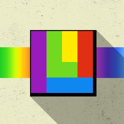 Color Fill: Line Drawing Puzzle iOS App