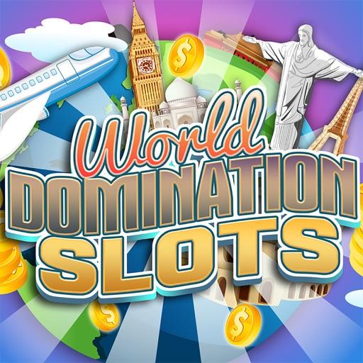 World Domination Slots: free casino video slot machine game iOS App