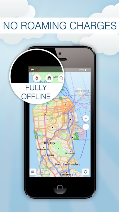 download Annie Map for Travel – Offline Map, POI Search, GPS Location, Simple Directions apps 4