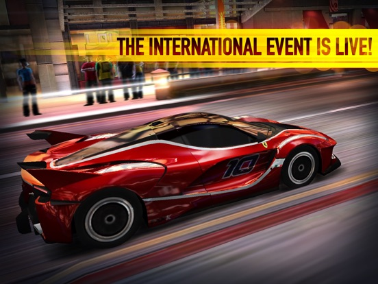 Screenshots of CSR Racing for iPad