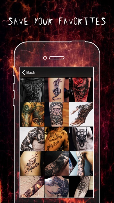 download Piercing & Tattoo Catalog Pro - Yr Design Ideas of Body Art Inked or Pierced apps 4