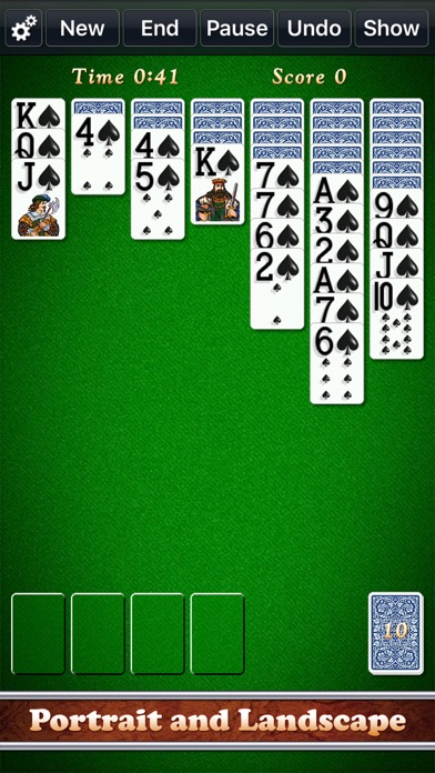 Screenshot #8 for Solitaire City (Free)