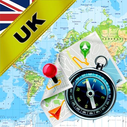 Scandinavia Denmark Norway Sweden Finland Offline Map GPS - Sweden map gps