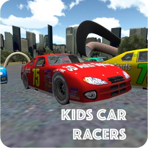 Kids Car Racers iOS App