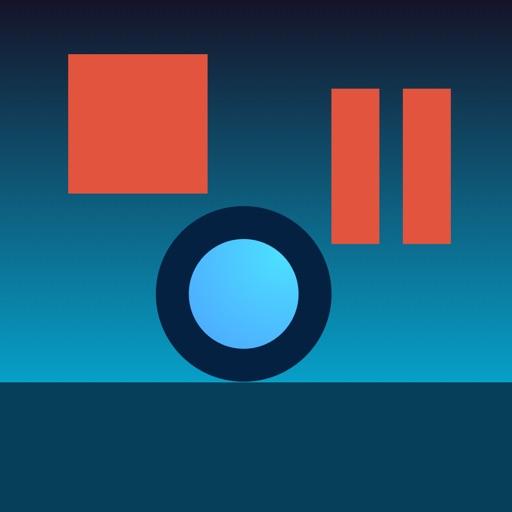 Risky Obstacles iOS App
