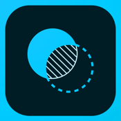 Adobe Photoshop Mix: edit, cut and combine your photos with fun, creative tools icon