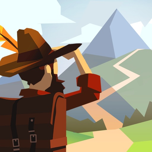 The Trail - A Frontier Journey app for ipad