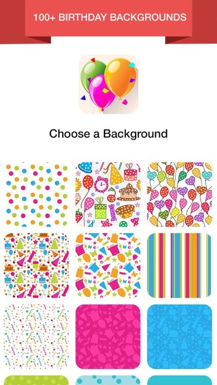 Birthday Card MakerBirthday Countdown Invitation by Joseph Gordan – Birthday Card Maker App