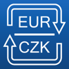 Euros to Czech Korunas currency converter