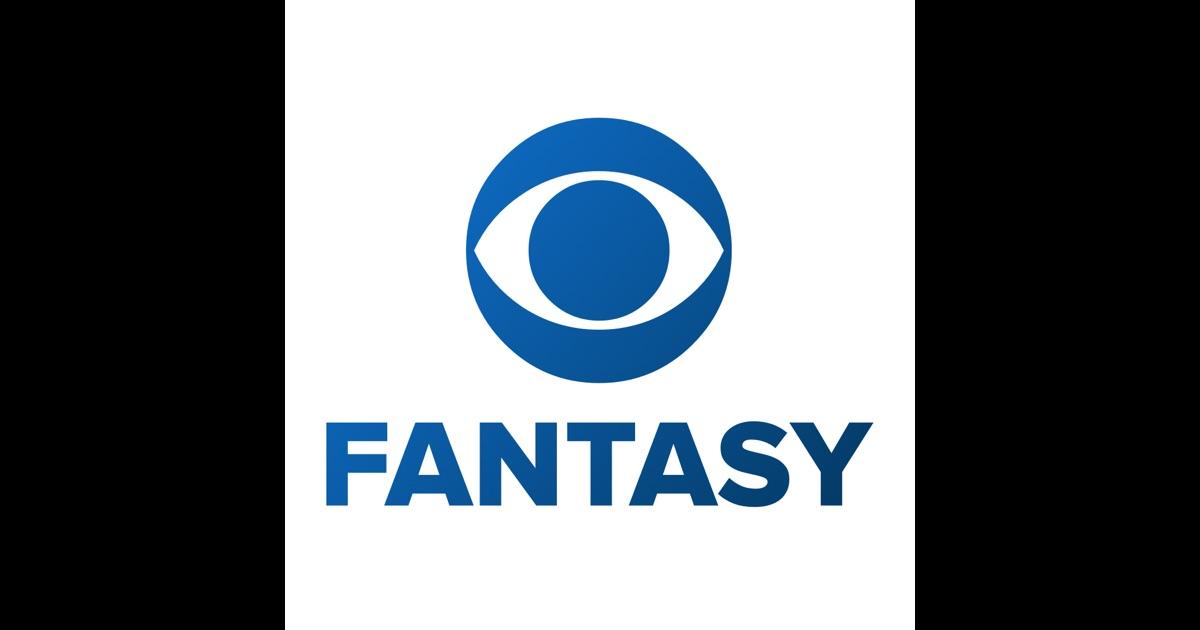cbs sportsline app fantasy football