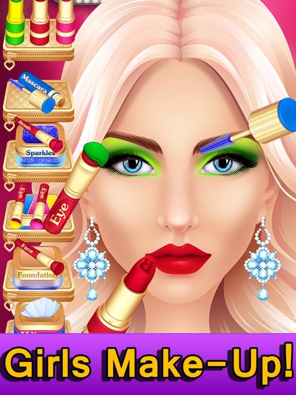 Makeup makeover games