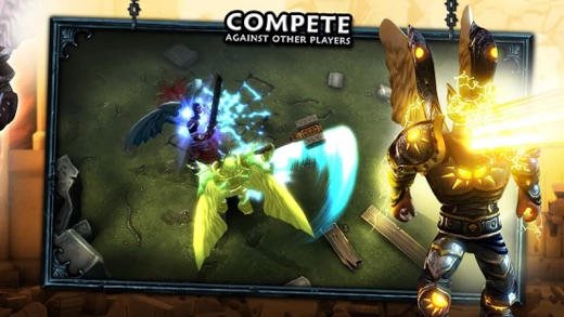 SoulCraft 2 - Action RPG Screenshot