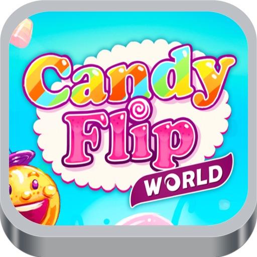 Candy Flip World Sweet Fun iOS App