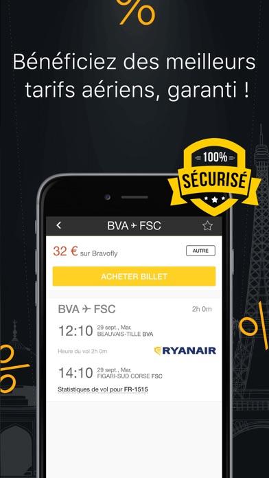 Vols à rabais – La meilleure app de recherche après Skyscanner, Expedia et KayakCapture d'écran de 4
