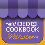 The Video Cookbook - Pâtisserie and Desserts icon