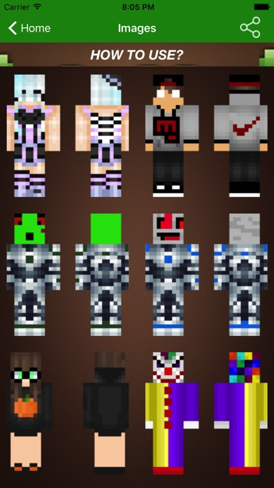 New Halloween Skins for Minecraft PE & PC For Free on the App Store