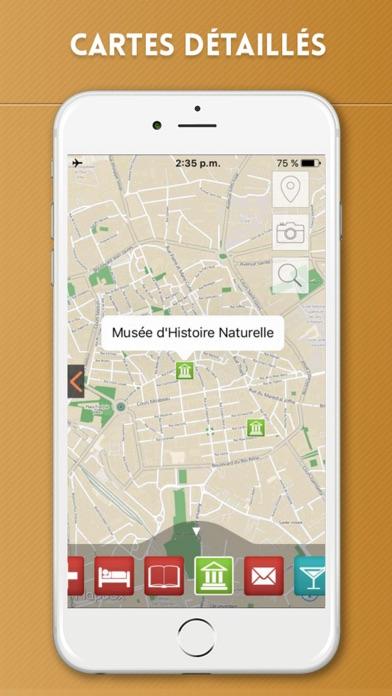 Aix-en-Provence Guide de Voyage avec Carte OfflineCapture d'écran de 5