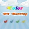 Color Hit Running