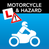Motorcycle Theory Test Kit: Theory + Hazard + Code