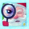 Weihnachten Versteckte Objekte Spiel Für Kinder