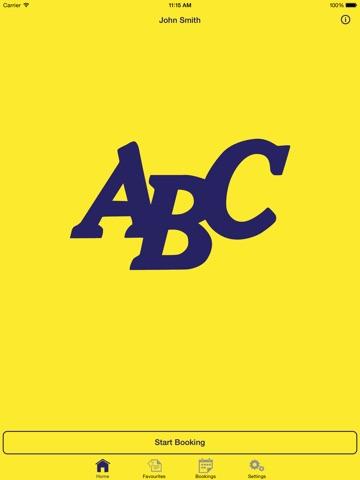 ABC Taxis Aylesbury screenshot 1