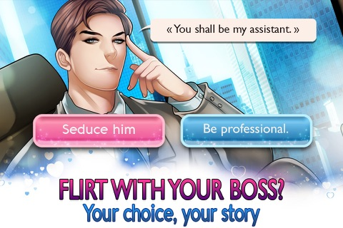 Otome Games: Is It Love? Ryan screenshot 3