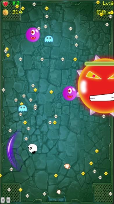 Lazy monster strike - infinity blade knight games Screenshot