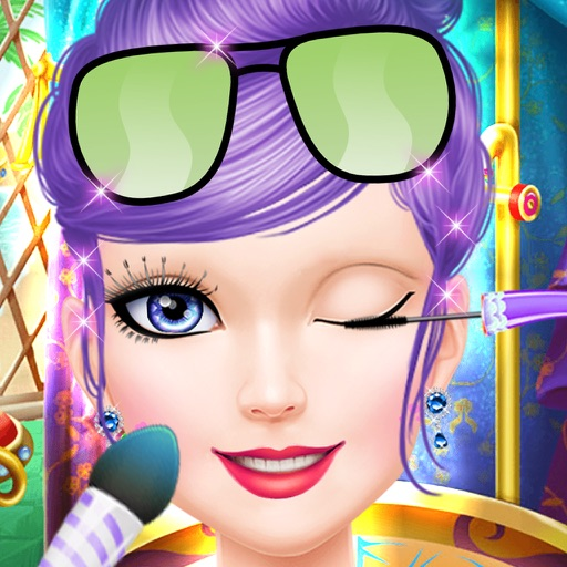 Dolly Princess Makeover iOS App