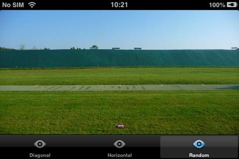 Clay Shooting Eye Gym screenshot 2
