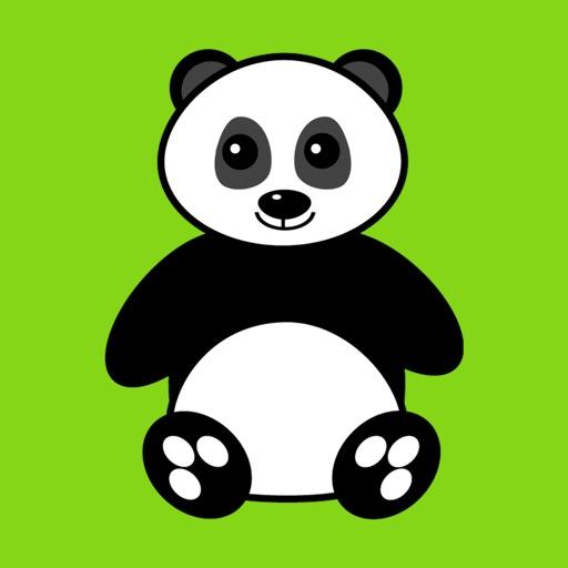 Pandaspel iOS App