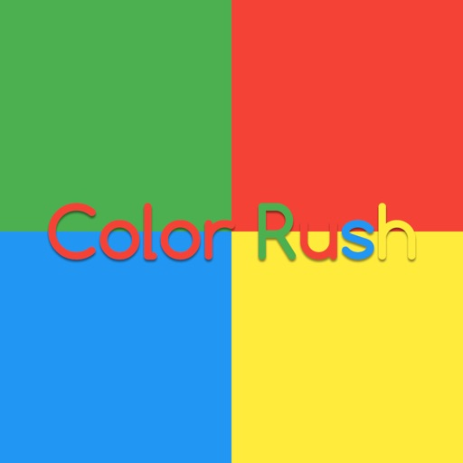 Color Rush - The Impossible iOS App