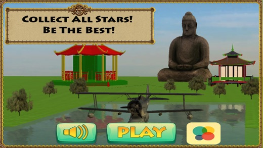 3D Air Simulation Adventures in China Free Screenshot