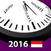 Indonesia 2016 Kalender