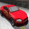гоночный автомобиль 3d