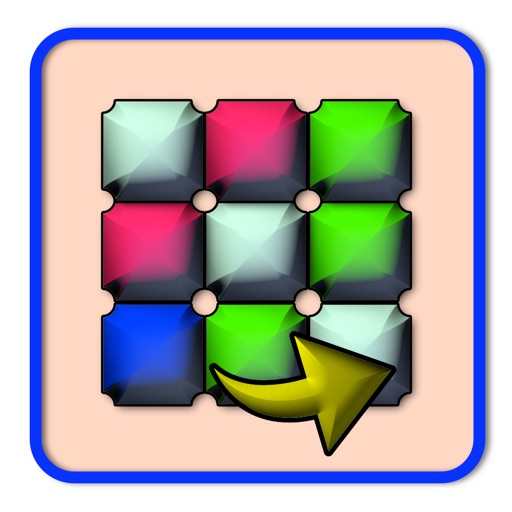CHANGE COLORED BOARD - Free iOS App