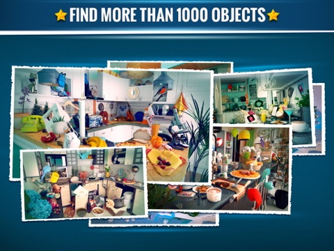 Hidden Object Messy Kitchen -Seek and Find Objects screenshot 2