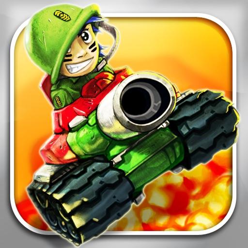 Icone Tank Riders